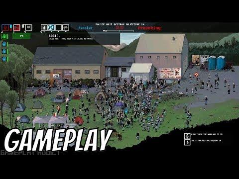 RIOT: Civil Unrest Gameplay |