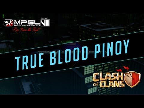 Trueblood pinoy - Mineski Pro Gaming League Season 8 - Clash of Clan