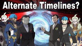 Giovanni From Alternate Timeline?! [Pokemon Ultra Sun and Moon Theory] | @GatorEXP