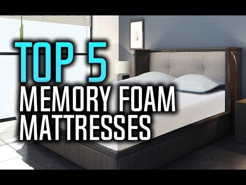 Best Memory Foam Mattresses in 2018 - Which Is The Best Mattress?
