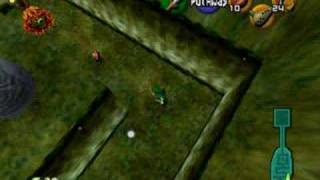 Legend Of Zelda, Ocarina of time - (6) Lost Woods
