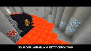 DIAMANTITO 🎤 PARODIA MUSICAL MINECRAFT Mikecrack   Luis Fonsi   Despacito ft  Daddy Yankee Justin Video