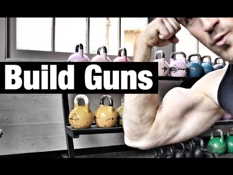 Isolated Bicep Curl -- Develop Big Arms
