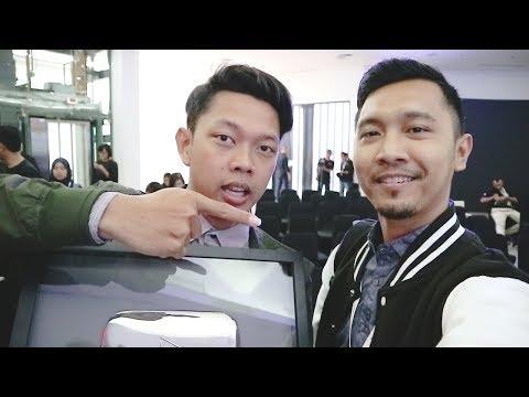 AKAVLOG #4 : Ketemu Para Top Youtuber di Youtube Pop Up Space Jakarta