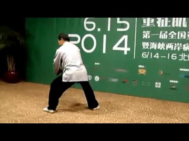 Chen Li Fa - Tai Chi style Chen Xiaojia Yilu 2014 [陈氏太极拳小架 Taijiquan style Chen]