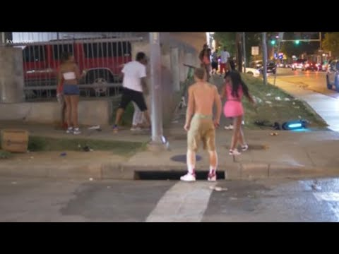 Is Austin's 6th St. the most violent place in Texas? | KVUE