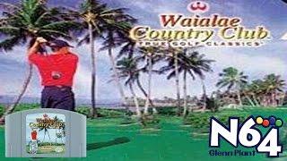 Waialae Country Club - Nintendo 64 Review - HD