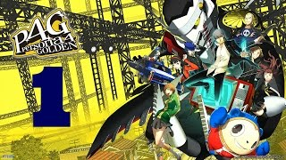 CSG Plays: Persona 4 Golden NG Plus Part 1: Welcome to Inaba (No Commentary)