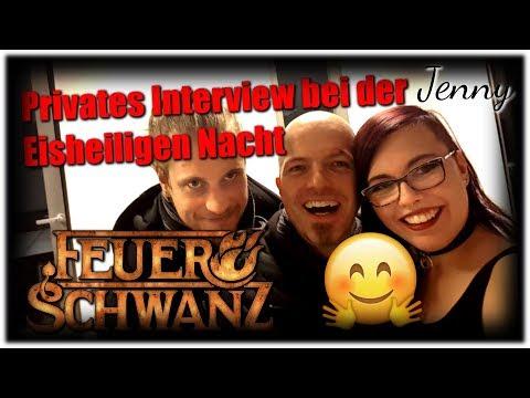 Exclusives Interview mit FEUERSCHWANZ bei der Eisheiligen Nacht 2017 // Simply Jenny