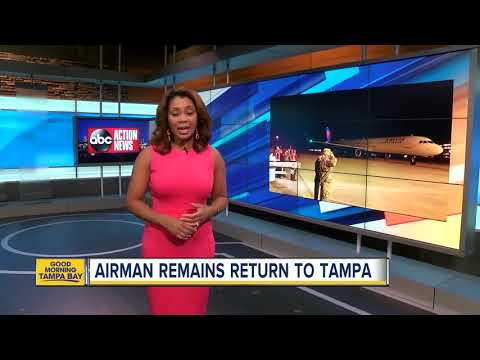 Missing in action for 72 years, WWII airman returns home to Tampa