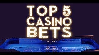 The Best Casino Bets - Online Casino Expert Guide