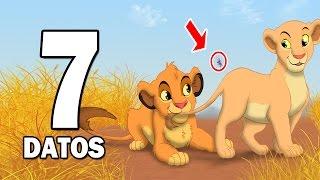 7 Curiosidades Sobre El Rey León