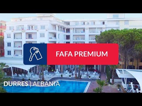 ITAKA | Hotel Fafa Premium (ex. Meli Premium) - Wczasy, Durres (Albania)