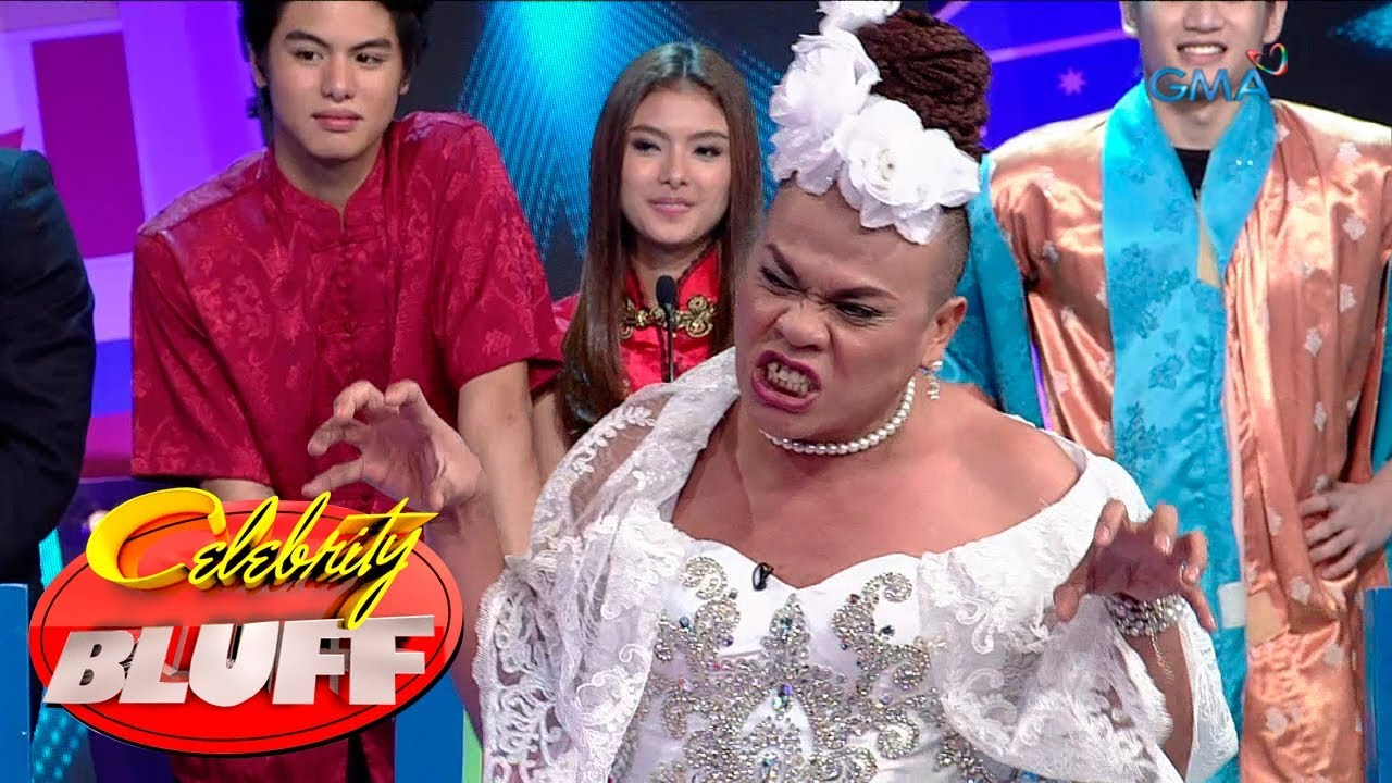 Celebrity Bluff Teaser Ep. 21: Battle of the Black versus White Super Sisters