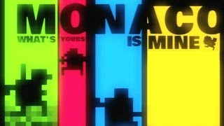 CGR Undertow - MONACO: WHAT