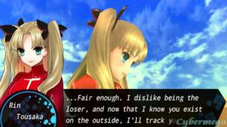 Fate/Extra Ending (Rin Route) Caster as Servant