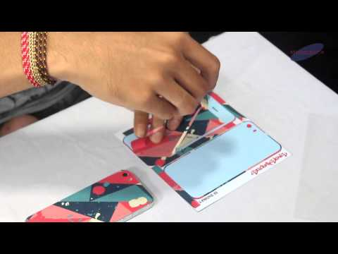 Videography DIffusione Multimedia art Tutorial Cara Pakai Stickerskins