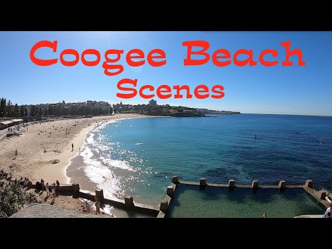 Coogee Beach Sydney Australia - Sydney Beaches Australia (HD)