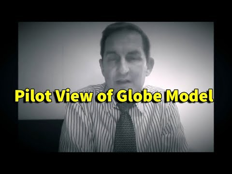 Pilot Tells the real deal Flat Earth (Mirror)