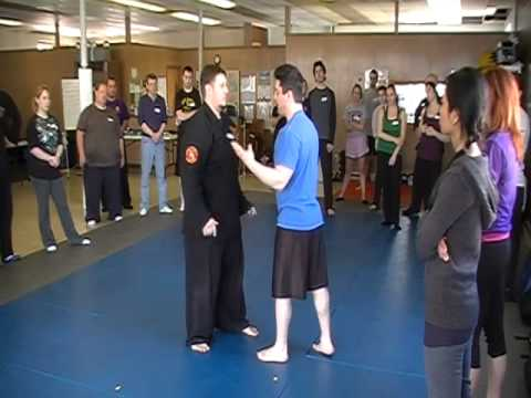 Bochner's Realistic Self Defense Seminar 2012 - Cranston, Rhode Island
