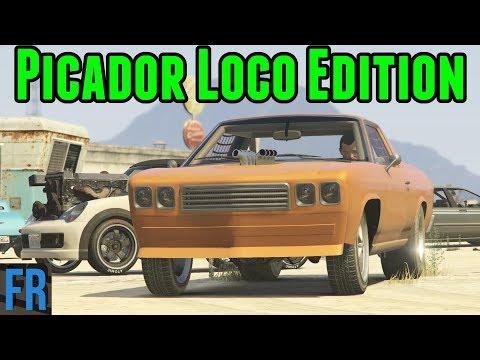 Picador Loco Edition - Street Race Career #29 (Gta 5 Mods)