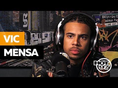 Vic Mensa Talks Relationship with Chance, Kanye, White Supremacy and Kaepernick