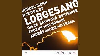 Symphonie Nr. 2 Lobgesang in B-Dur, op. 52: 1 Sinfonia: Maestoso con moto - Allegro