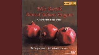 Rhapsody No. 1 for Violin and Piano, BB 94a: II. Friss: Allegretto moderato
