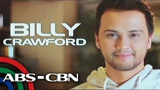A day in the life of Billy Crawford