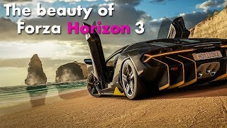 Vídeo Forza Horizon 3