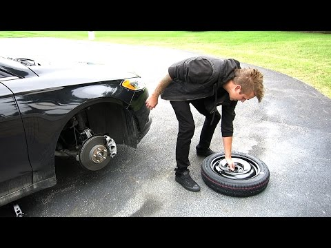 Thumbnail: Tire Blew Out!!
