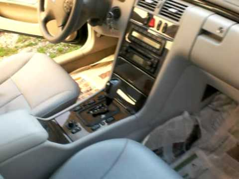 mercedes e 270 cdi avantgarde - youtube