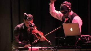 """Dj Dueling Fiddlers - Black Eyed Peas & Don't Stop Believin' - """"h.i. (hope & Inspiration)"""""""