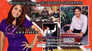 Devanand Sookram Trinidad Classical Artist interview on Let