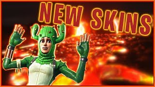 *NEW* Skins + Update (Fortnite)