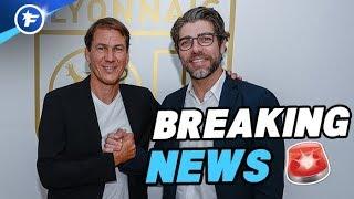 OFFICIEL : Rudi Garcia nouveau coach de l'OL