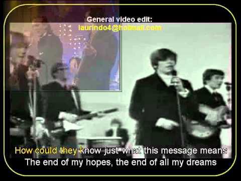 Herman's hermits - No milk today - Karaoke subtitles