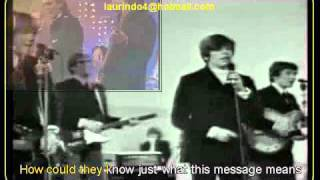 Herman's hermits - No milk today - Karaoke subtitles