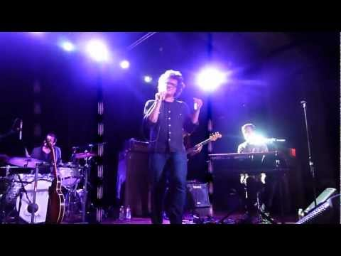 """Pickwick- """"Lady Luck"""" cover Portland 2012"""