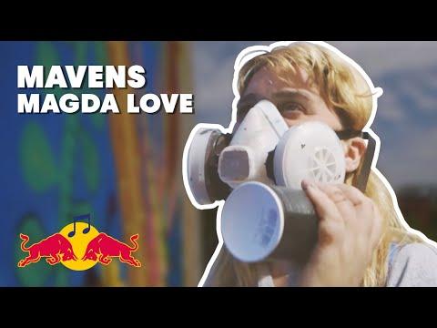 MAGDA LOVE: A Global Street Artist Plans NYC's Biggest Mural | Mavens