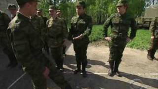 The Amazing Race - Dan & Andrew Military Detour