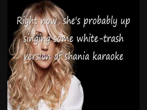 Before He Cheats - Carrie Underwood Lyrics