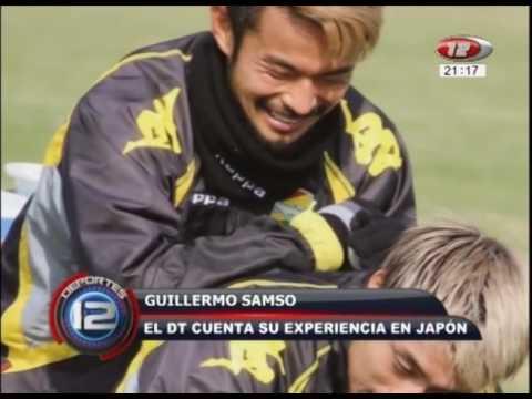 Guillermo Samso nos cuenta su experiencia en Japón