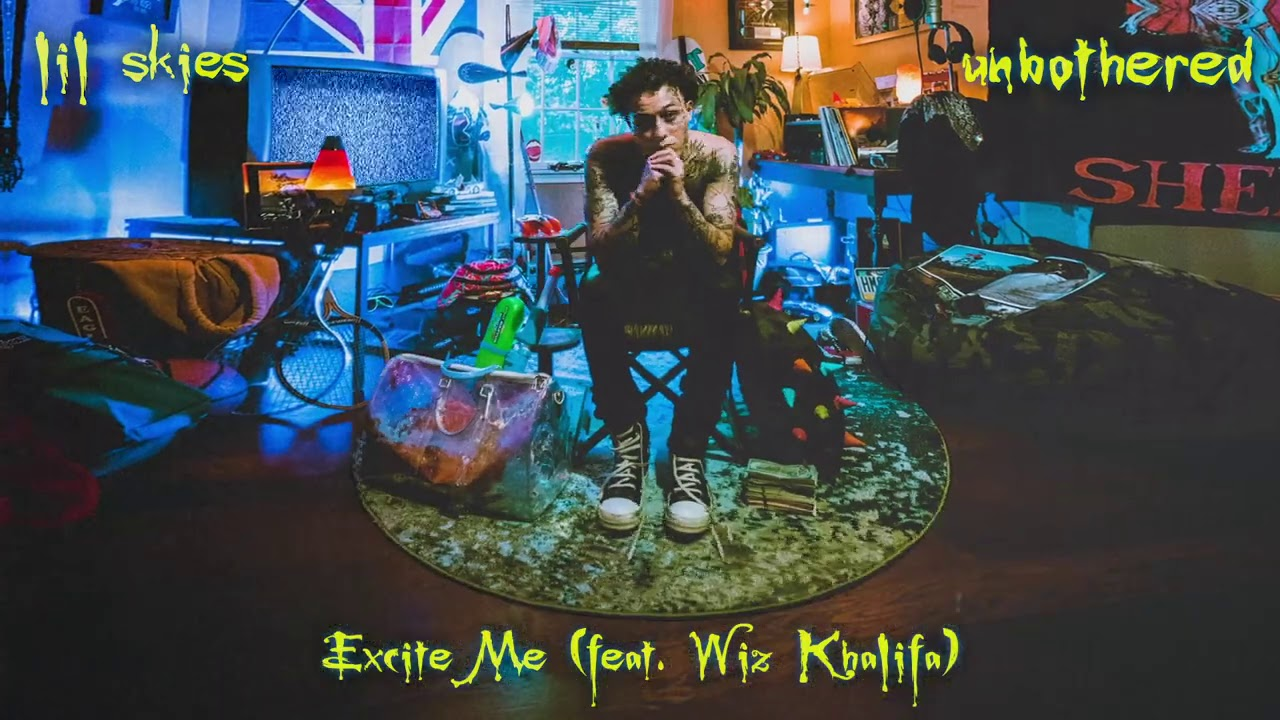 Lil Skies - Excite Me (feat Wiz Khalifa) [Official Audio]
