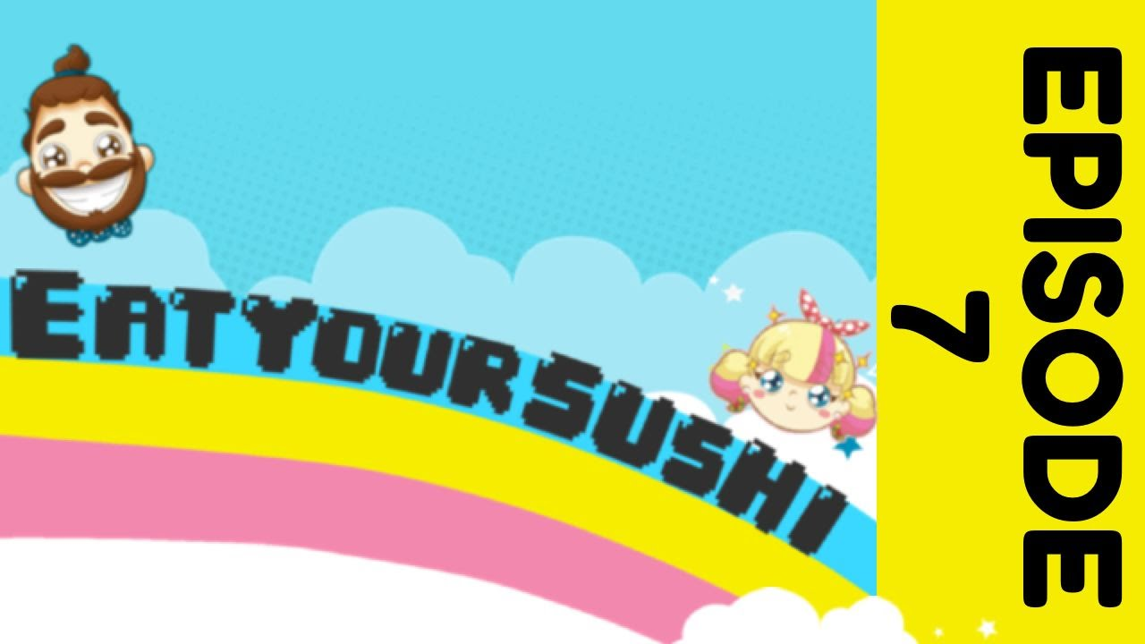 Eat Your Sushi: Shipping from Korea to Japan