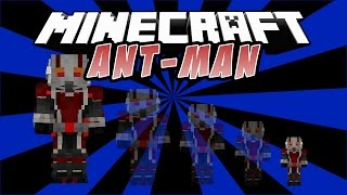 AntMan Mod 1.13.1/1.13/1.12.2/1.11.2/1.10 ... - Minecraft Yard