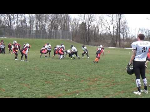 Week 2 - Columbia County Phantoms vs Coal Region Tigers - 03/25/17
