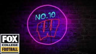 Wisconsin Badgers crack the Top 10 in Joel Klatt