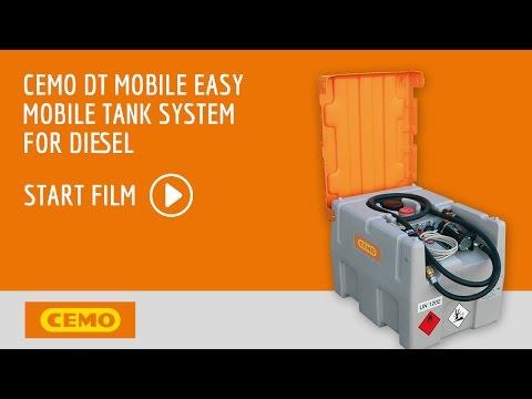 CEMO - Filling Station: DT-Mobile Easy