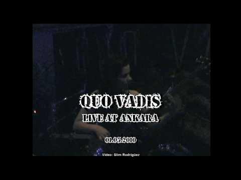 QUO VADIS - Live at Ankara - 01.05.2010